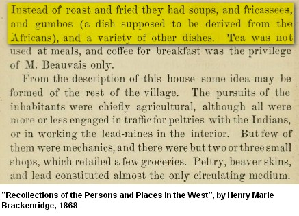 Recollections of Persons and Places in the West, by Henry Brackenridge, 1881